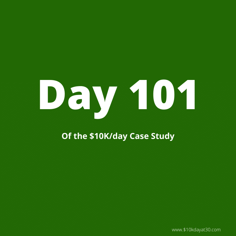 Day 101
