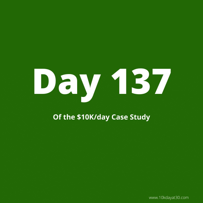Day 137