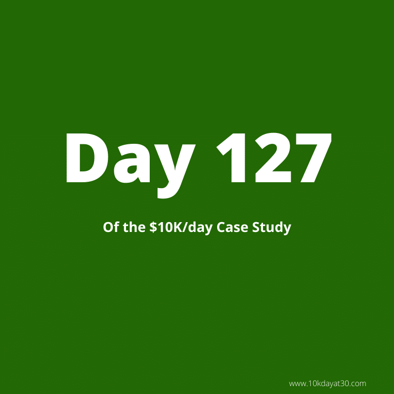 Day 127