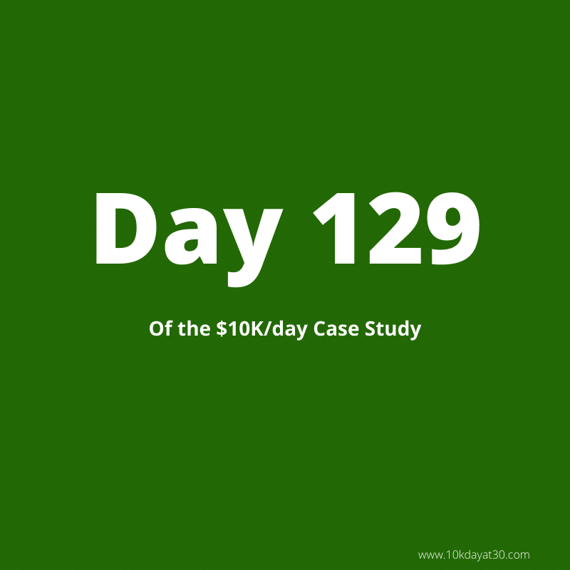 Day 129