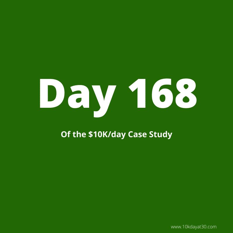 Day 168