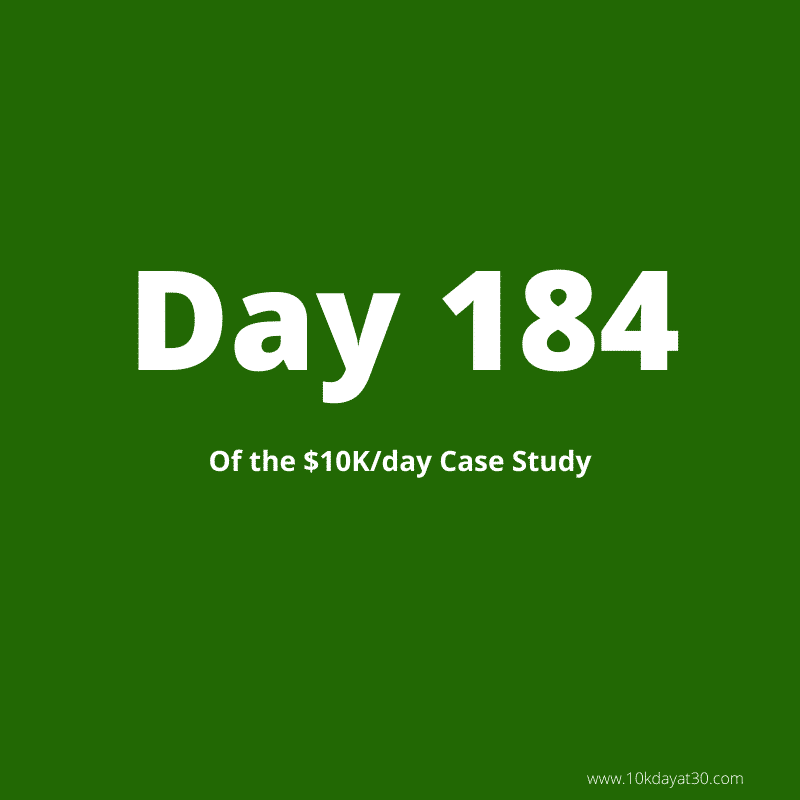 Day 184