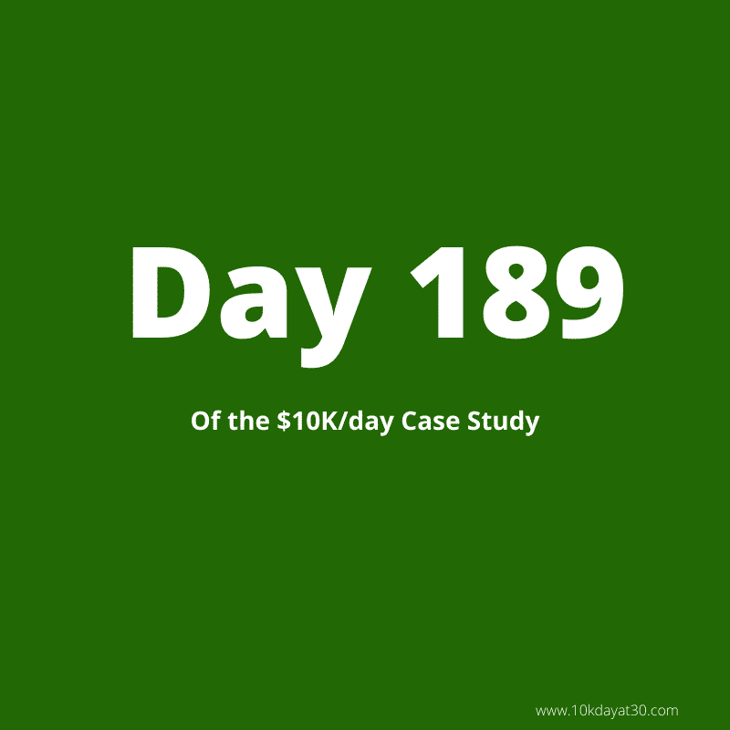 Day 189