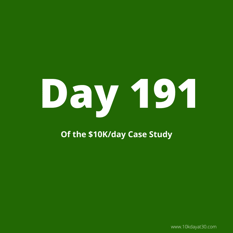 Day 191